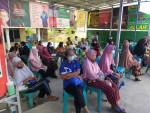 Image : Ratusan Masyarakat Industri Tenayan Ikuti Vaksinasi di Masjid Al Anshor