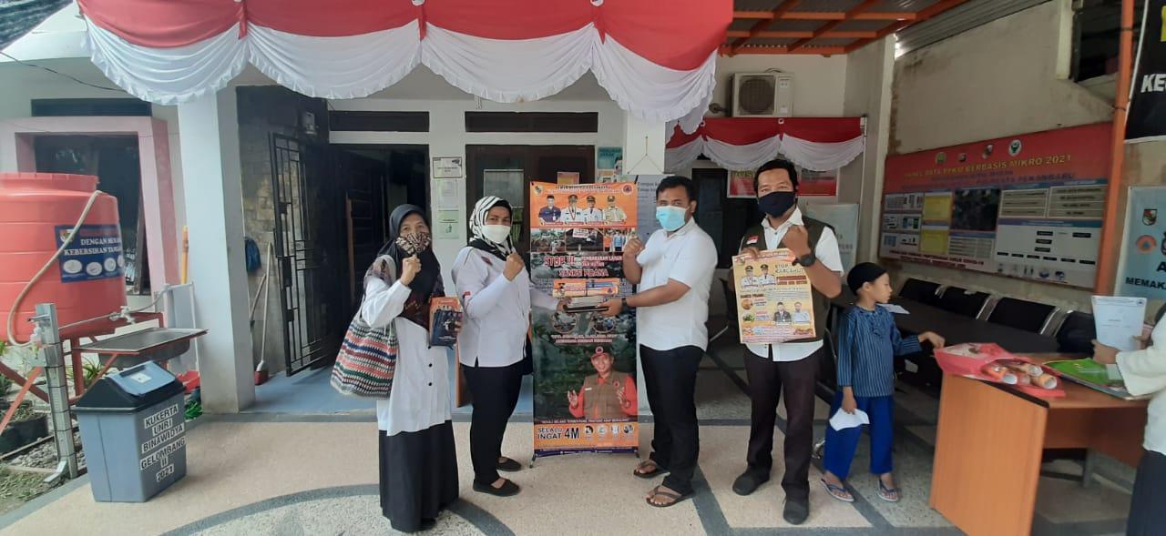 BPBD Sosialisasi dan Mitigasi Pencegahan Bencana ke Aparatur Kelurahan