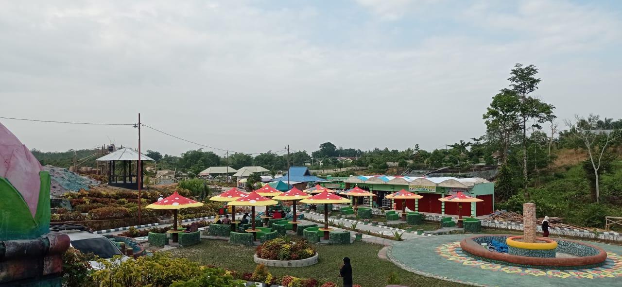Taman Refi Kulim Ciptakan Lapangan Pekerjaan Baru