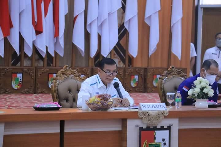 Image : Evaluasi Inovasi Daerah, Pekanbaru Masuk 5 Besar Nasional