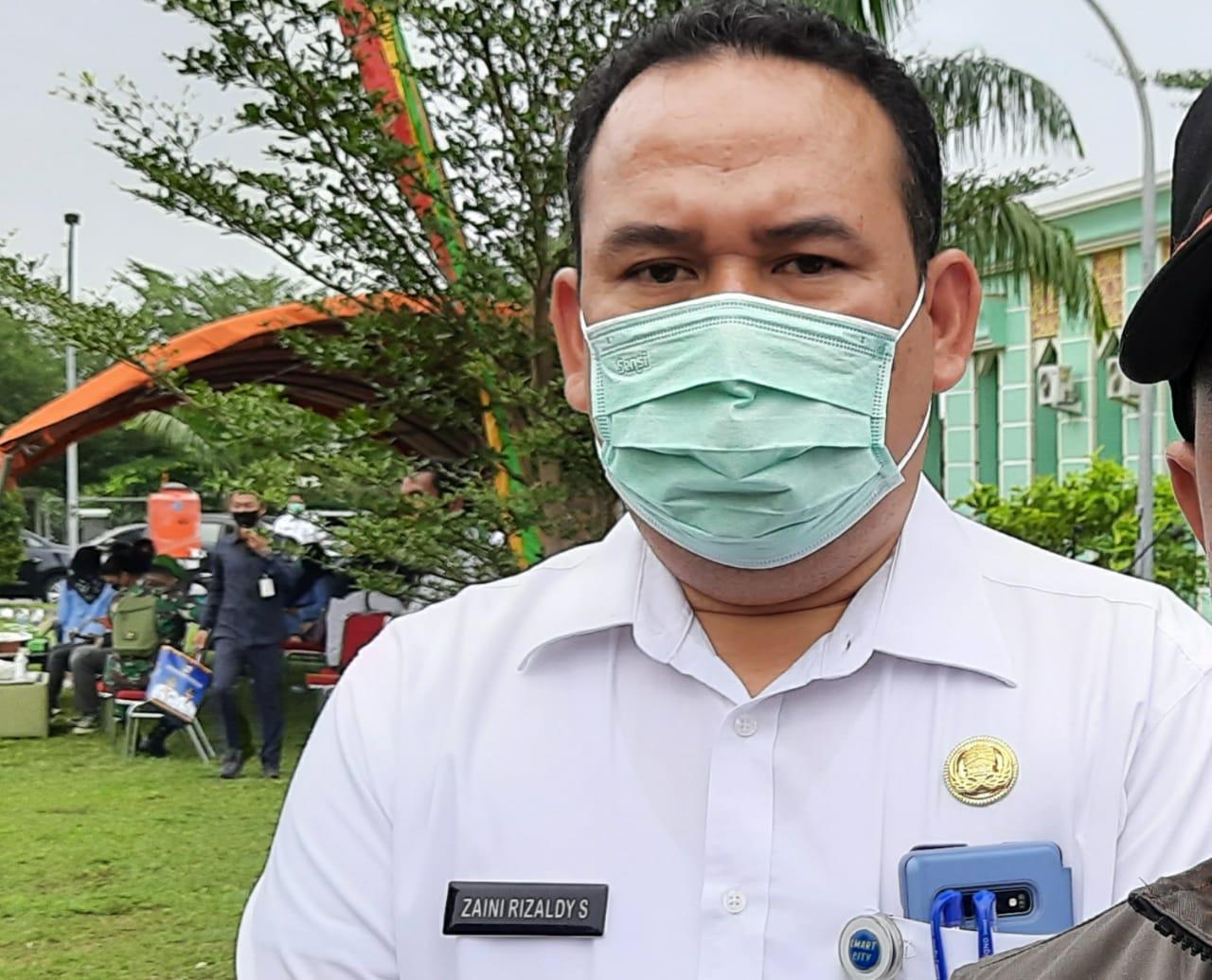 Dinkes Pekanbaru Pastikan Mayoritas Nakes Sudah Disuntik Vaksin Covid-19