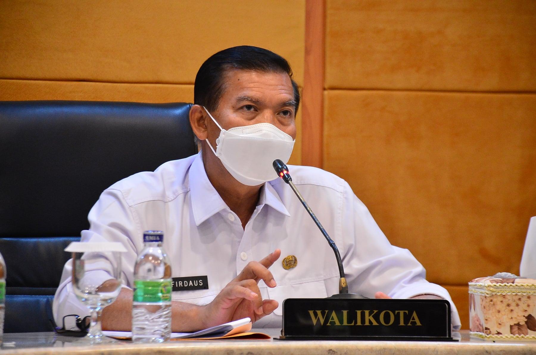 Wali Kota Tegaskan Pemerintah Fokus Pelayanan Kesehatan dan Penanganan Covid-19