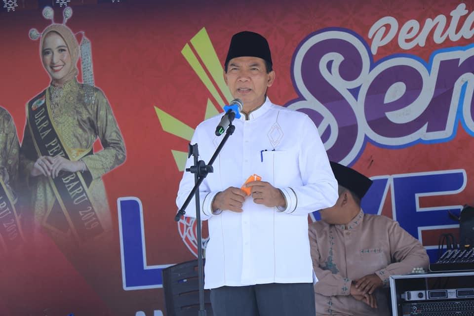 Image : Tahun Ini Pemko Jalankan Program Tahfiz di 99 Masjid Paripurna