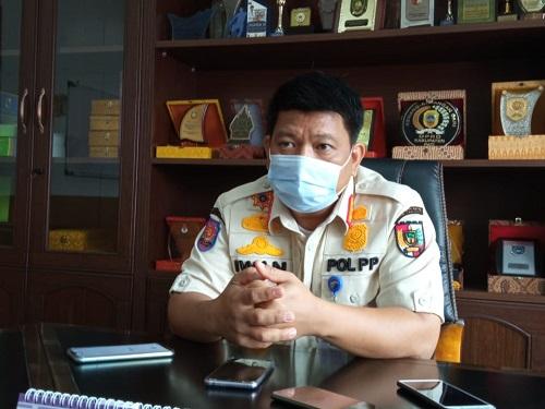 Image : Pol PP Beri Teguran Pertama ke 38 Rumah Diduga Jadi Tempat Prostitusi