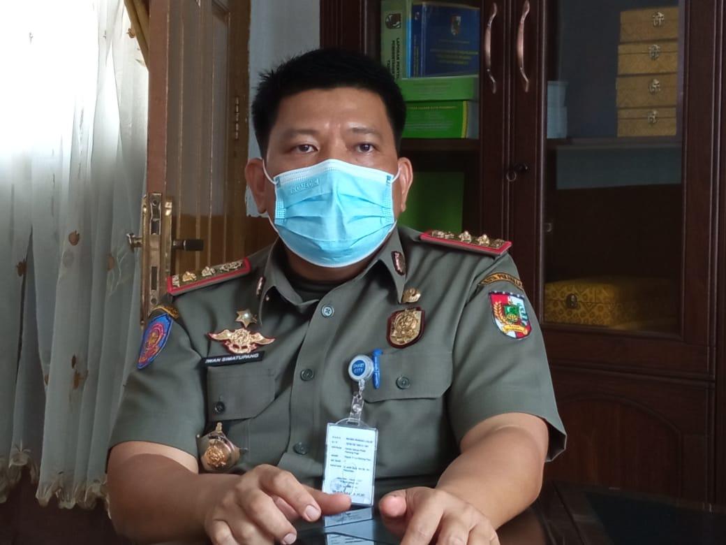 Satpol PP Koordinasi Dengan Disperindag Terkait Penataan PKL