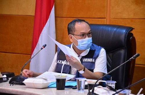 Satu RW di Kelurahan Tuah Madani Terapkan PPKM Hingga 31 Mei 2021