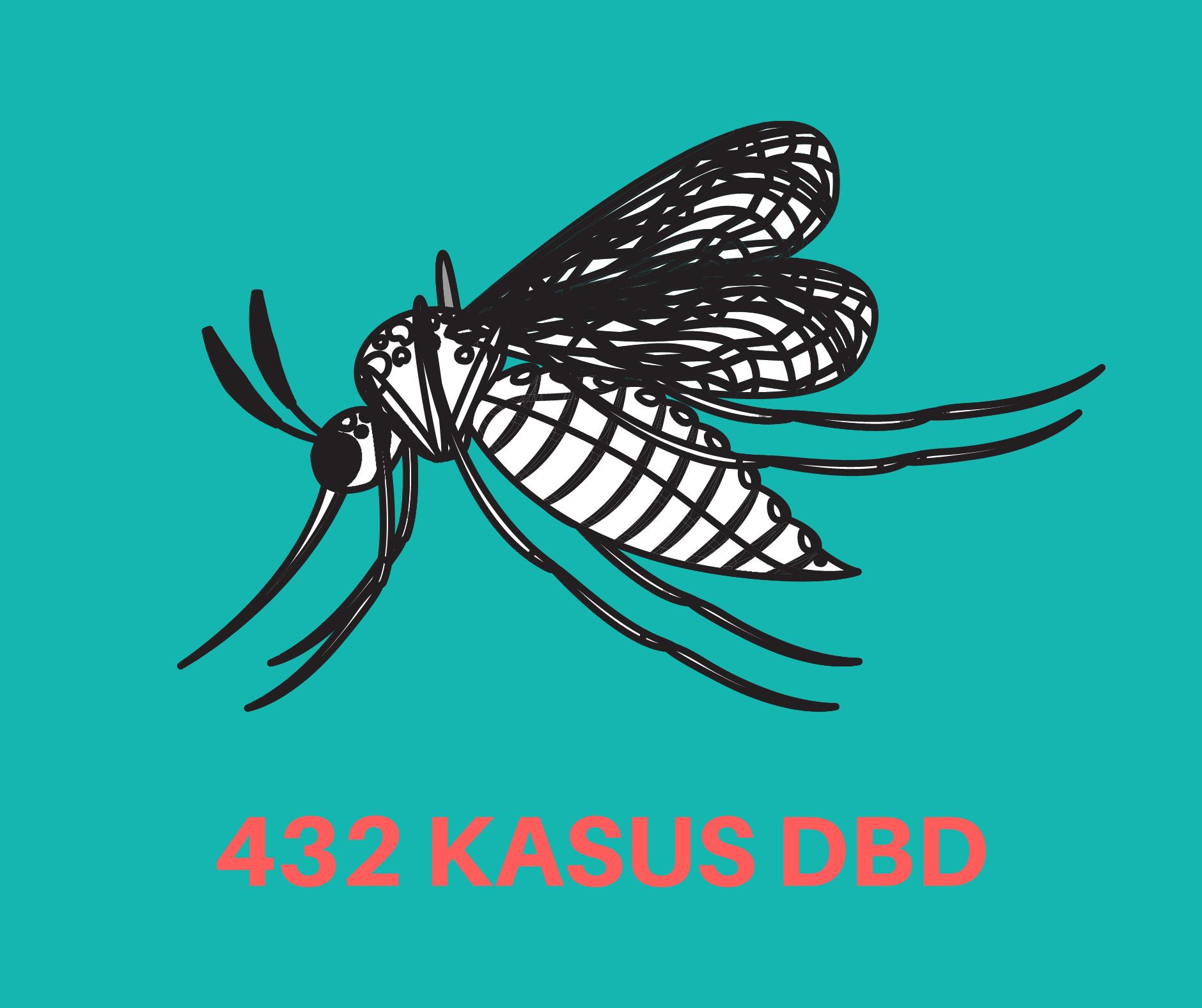 Image : DBD di Pekanbaru 432 Kasus, Hampir Semua Sudah Sembuh