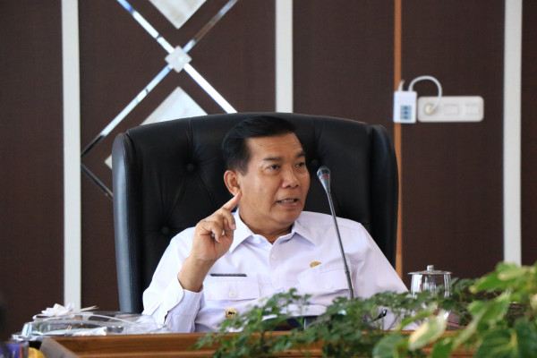 Wali Kota Dorong DLHK Bersama OPD Terkait Gesa Penyelesaian Masalah Sampah