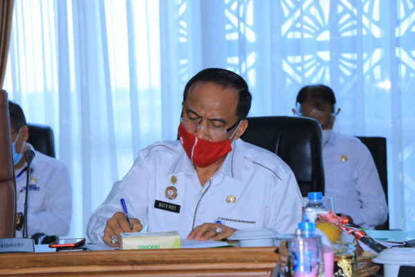 Image : 433 Nakes Pekanbaru Sudah Disuntik Vaksin Sinovac