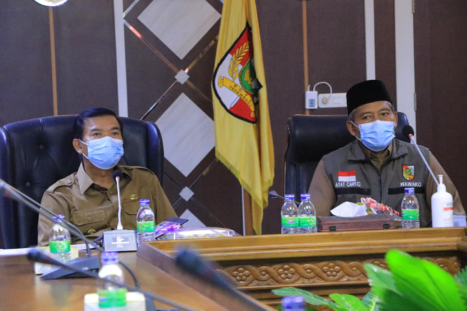 Wali Kota Perintahkan BPBD Standby Antisipasi Karhutla