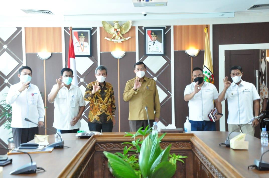 Image : Apernas Riau Undang Wali Kota Hadiri Rakerwil