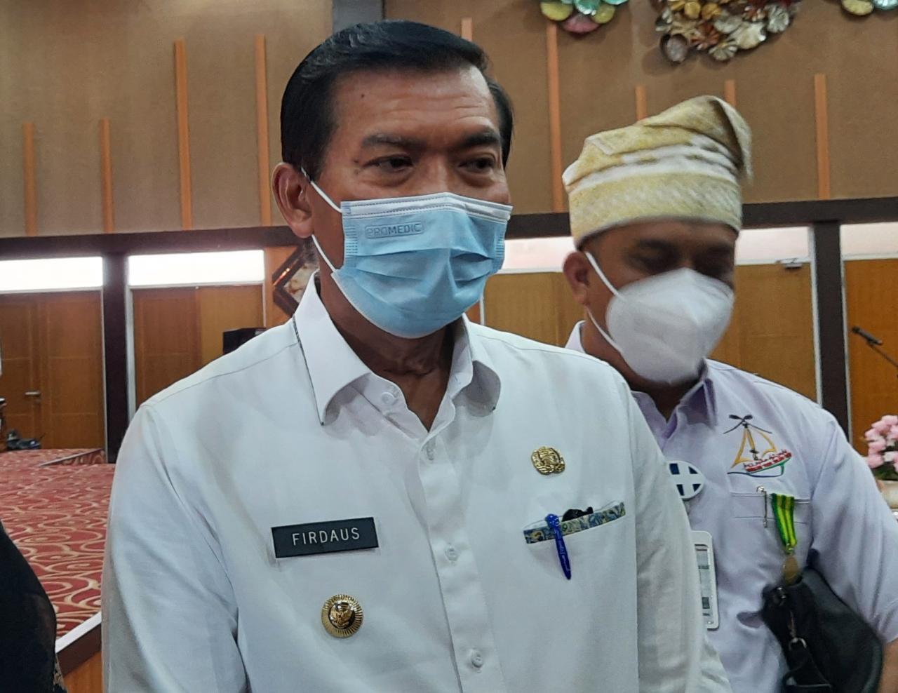 Wali Kota Dorong Pelaksana Proyek Pipa Limbah Domestik Perbaiki Jalan Bekas Galian
