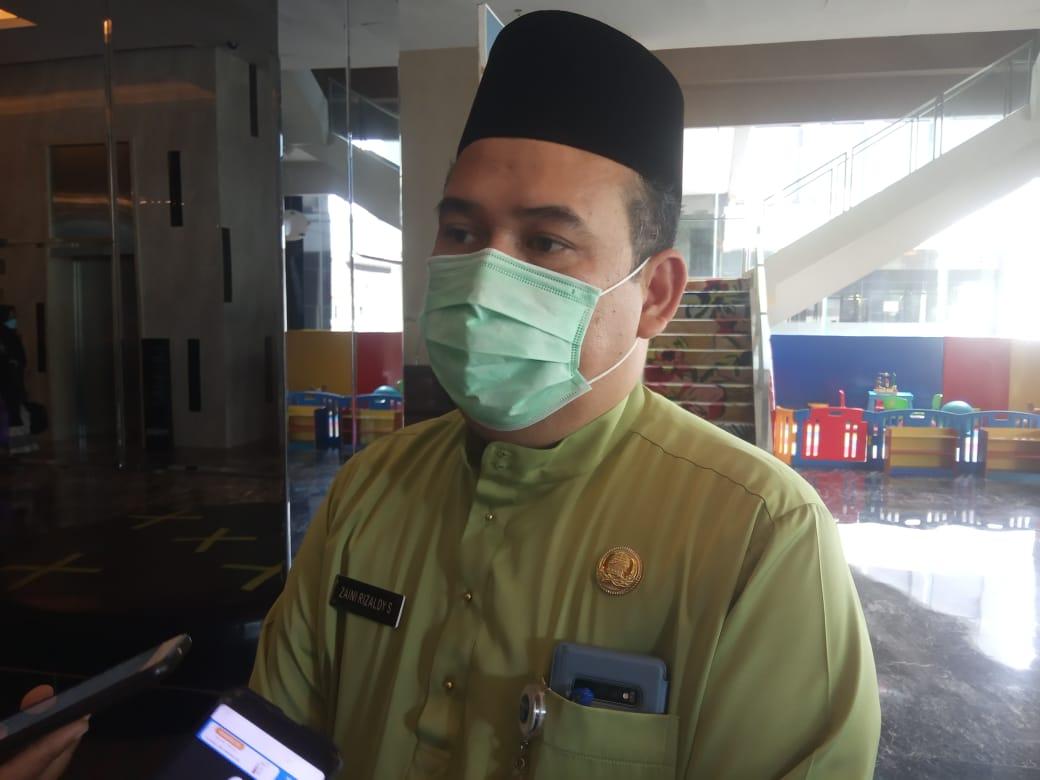 Pemko Belum Terima Kepastian Jadwal Vaksinasi Lansia dan Pejabat Publik