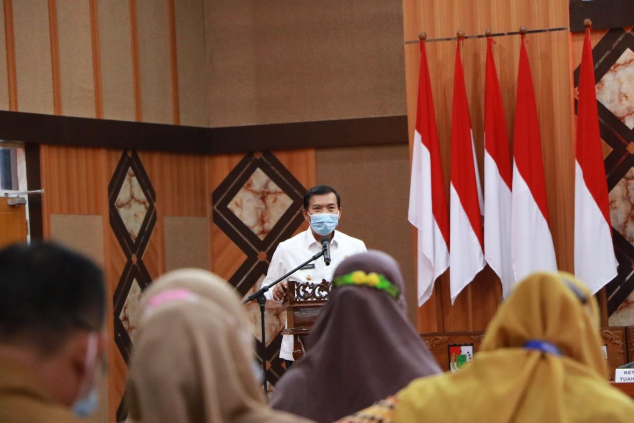 Wali Kota Pekanbaru Pastikan Monumen Bahasa Indonesia Segera Berdiri