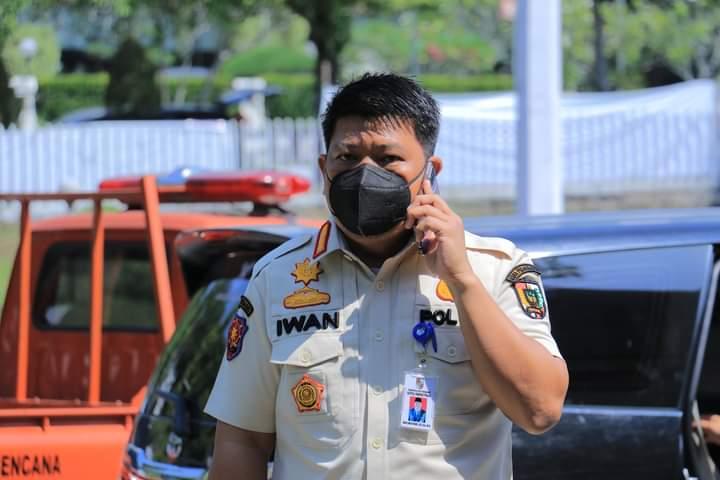 PPKM Level II, Kasatpol PP Pastikan Patroli Prokes Tetap Berjalan