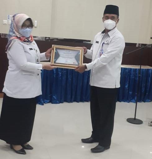 Kota Pekanbaru Terbaik Pelayanan KB MKJP Tingkat Provinsi Riau
