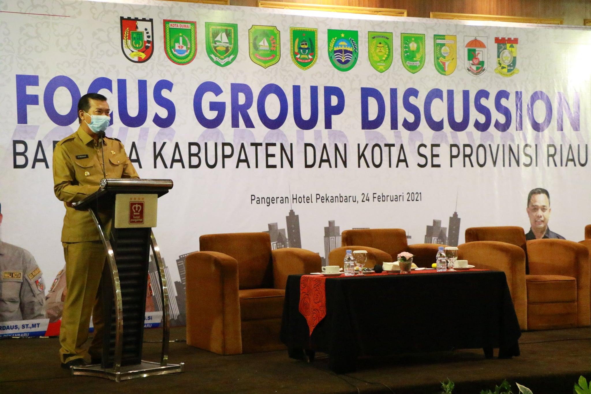 Wali Kota Pekanbaru Dukung Integrasi Ekonomi dan Keuangan Digital