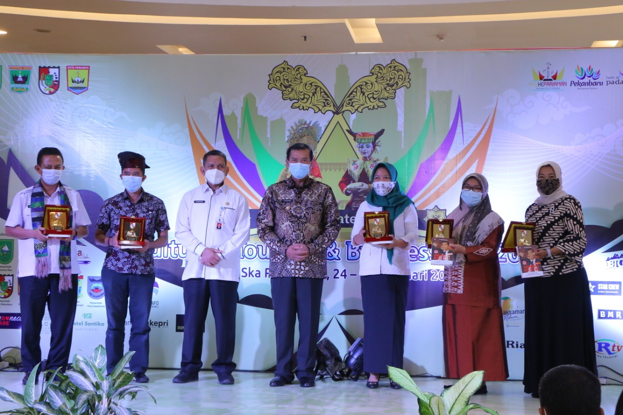 Wali Kota Buka Cultures Tourism dan Business Fair 2021