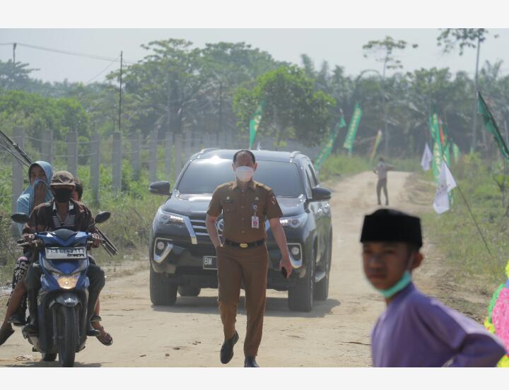 Image : Tiga Juri dari UGM Uji 6 Periset Pengelolaan Sampah dan Penanganan Banjir Pekanbaru