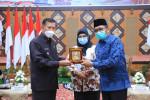 Image : Wako Pekanbaru Bersama Wako Padang Komitmen Dukung Percepatan Tol Pekanbaru-Padang