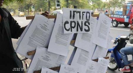 Pekan Ini, Pengumuman Formasi CPNS Pekanbaru