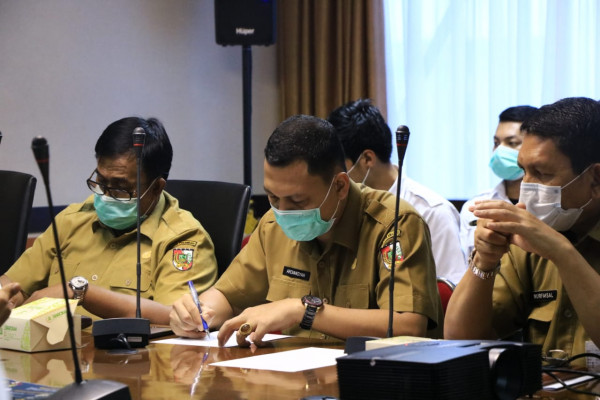 Objek Wisata Buka, Sekretaris Disbudpar Imbau Masyarakat Terapkan 4 M