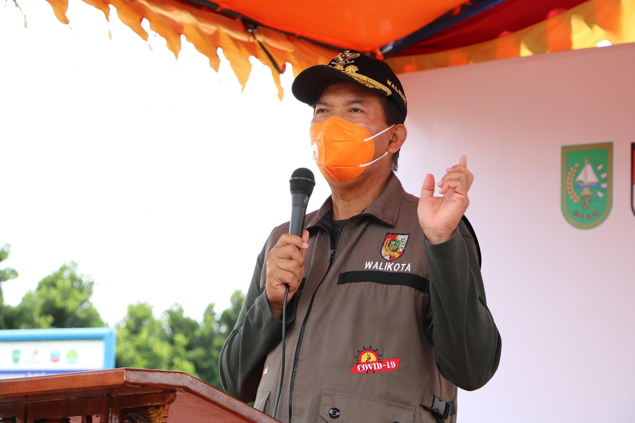 Wali Kota Pekanbaru Siap Ambil Langkah Hukum Terhadap Pelaku Pungli Sampah