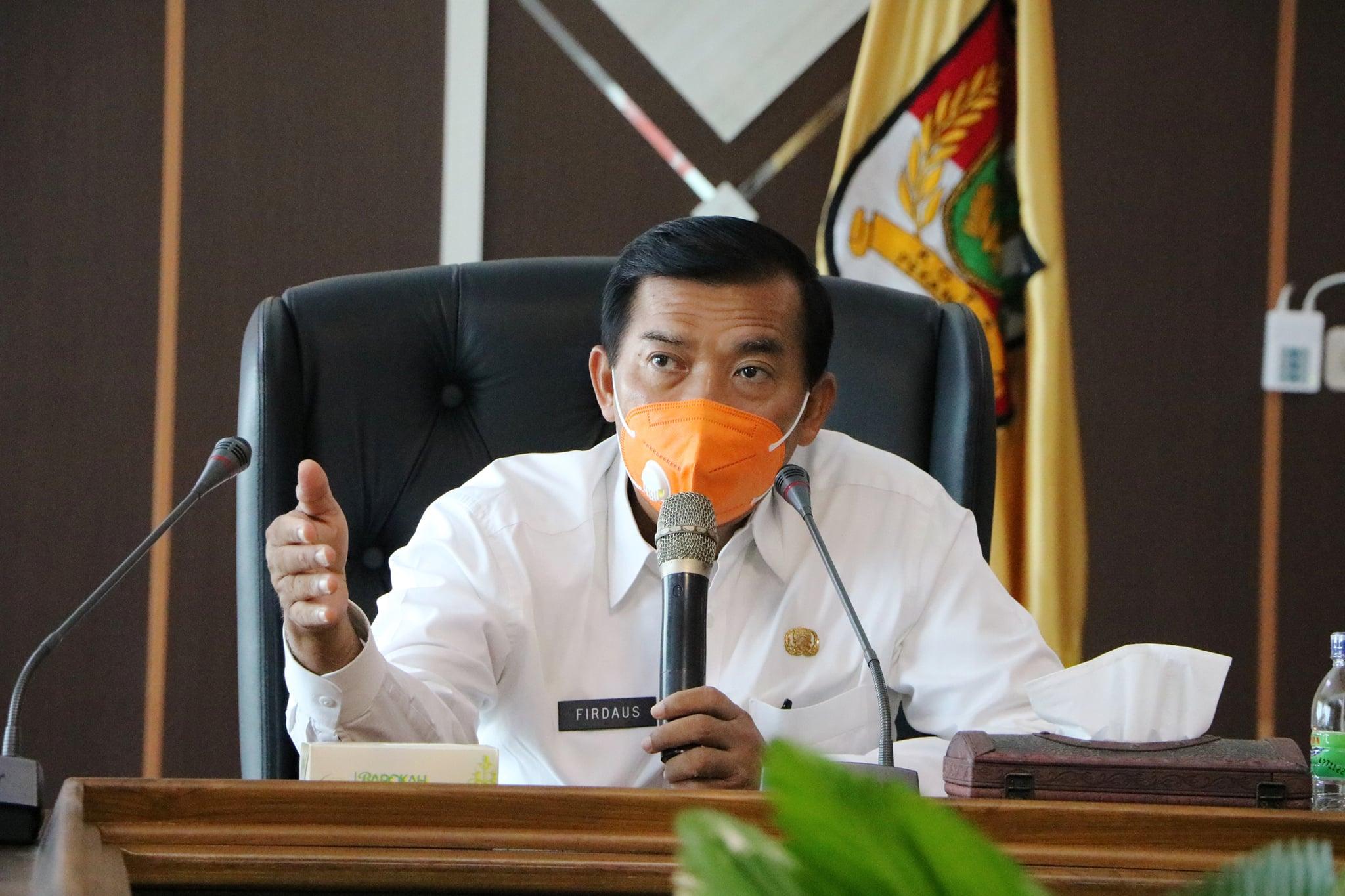 Wali Kota Pekanbaru Dorong Seluruh OPD Tingkatkan Kinerja Layanan Publik