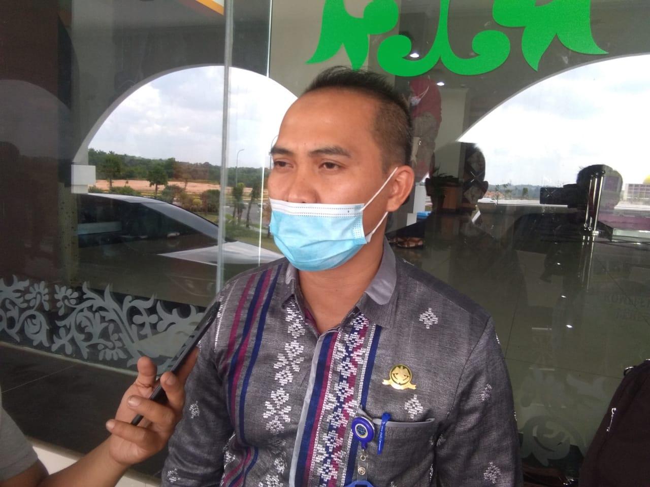 Dishub Bakal Vaksin Supir Bus TMP
