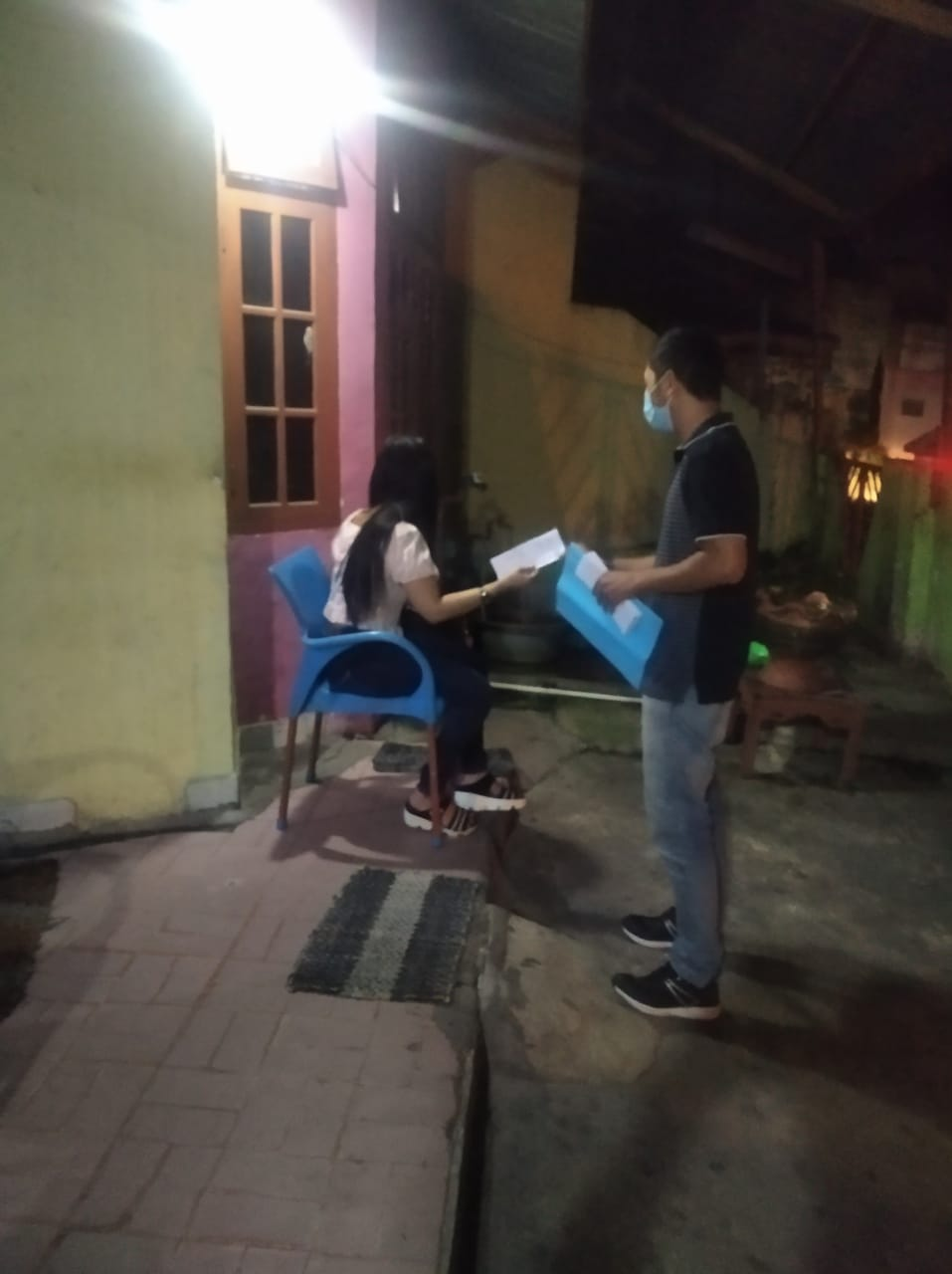 Satpol PP Layangkan Surat Teguran ke Dua ke Pengelola Panti Pijat di Jondul