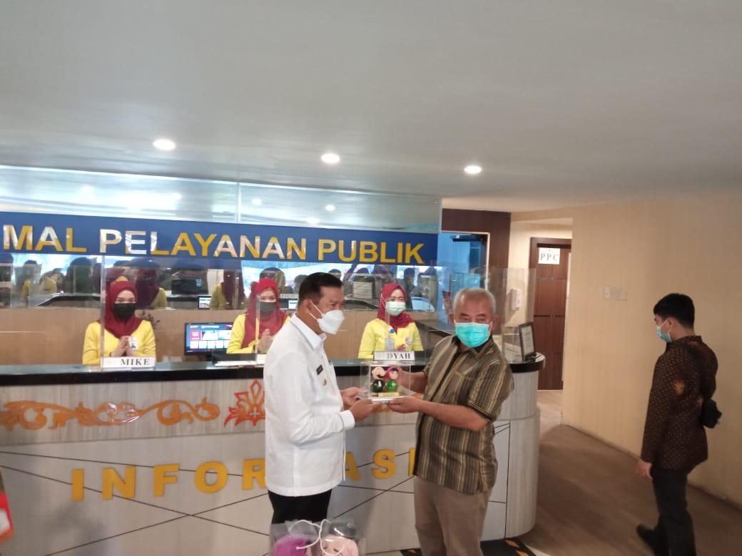 Puji MPP Pekanbaru, Wali Kota Bekasi : Mudah-mudahan kami dapat mengikuti Pekanbaru