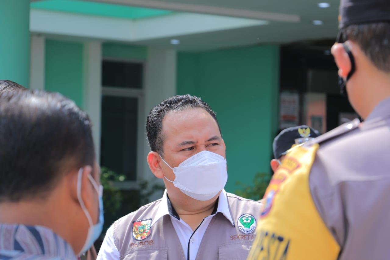 Dinkes Imbau Masyarakat Waspada, Banyak Kelurahan Zona Merah Covid-19