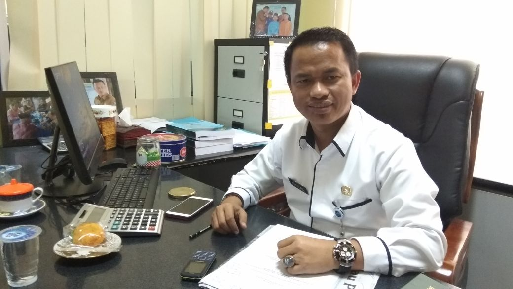 Image : Bapenda Sosialisasi Aplikasi Sinergas di Kantor Kecamatan Marpoyan Damai