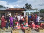Image : Pemko Salurkan Bantuan ke Warga Korban Kebakaran Rumah di Kulim