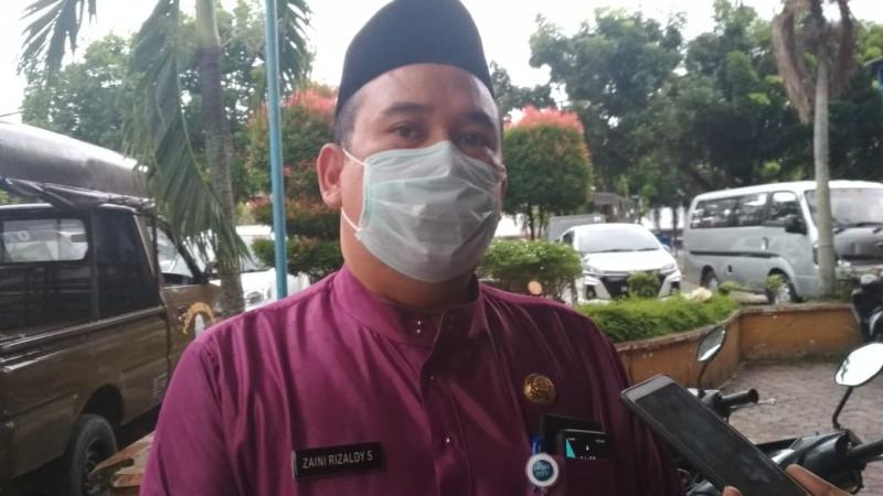Tim Vaksinasi Covid-19 di Kota Pekanbaru Gesa Pemberian Vaksin Bagi Nakes