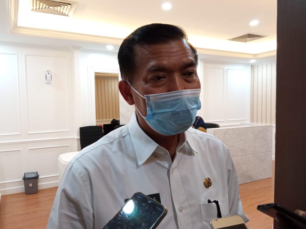 Separuh Penduduk Kota Pekanbaru Ditargetkan Tuntas Divaksin Tahun Ini