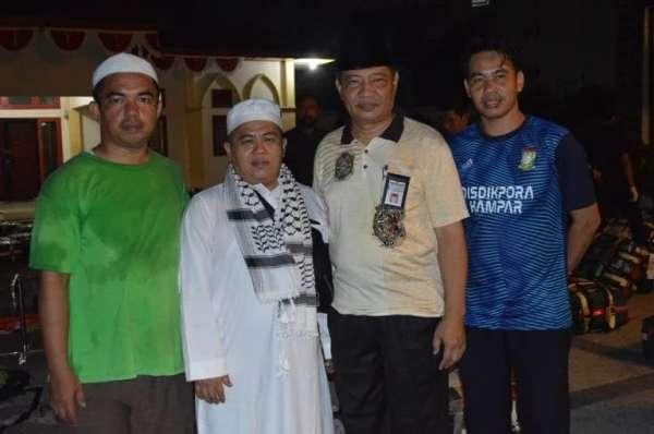 Kedatangan Jemaah Haji Pekanbaru Disambut dengan Doa