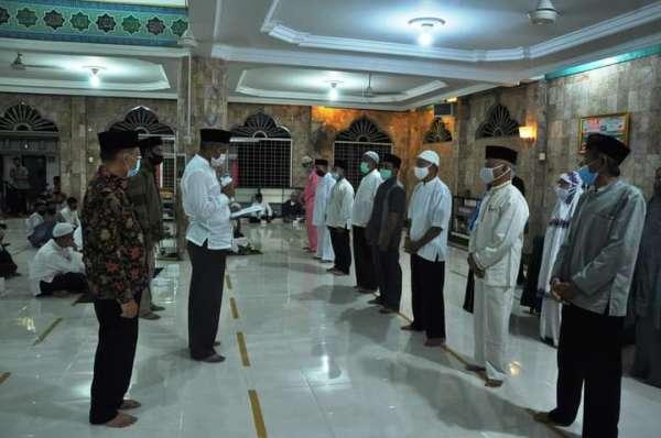 Wawako Kukuhkan Pengur Masjid Ath-Thaiyibah
