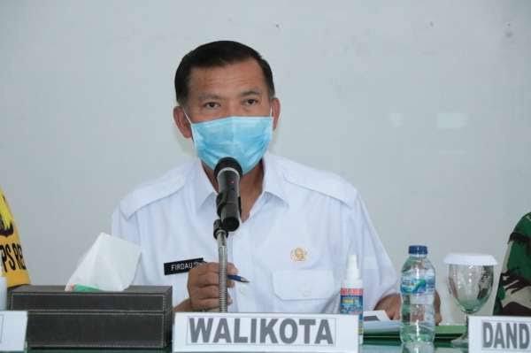 Image : Wali Kota Dorong PT BPR Pekanbaru Tingkatkan Kinerja Tahun 2021