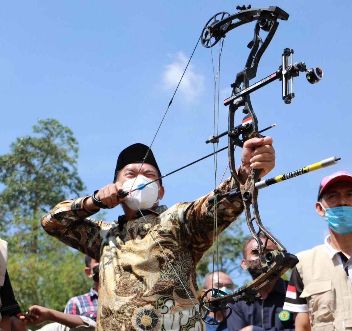 Wali Kota Apresiasi Perkembangan Olahraga Panahan di Pekanbaru
