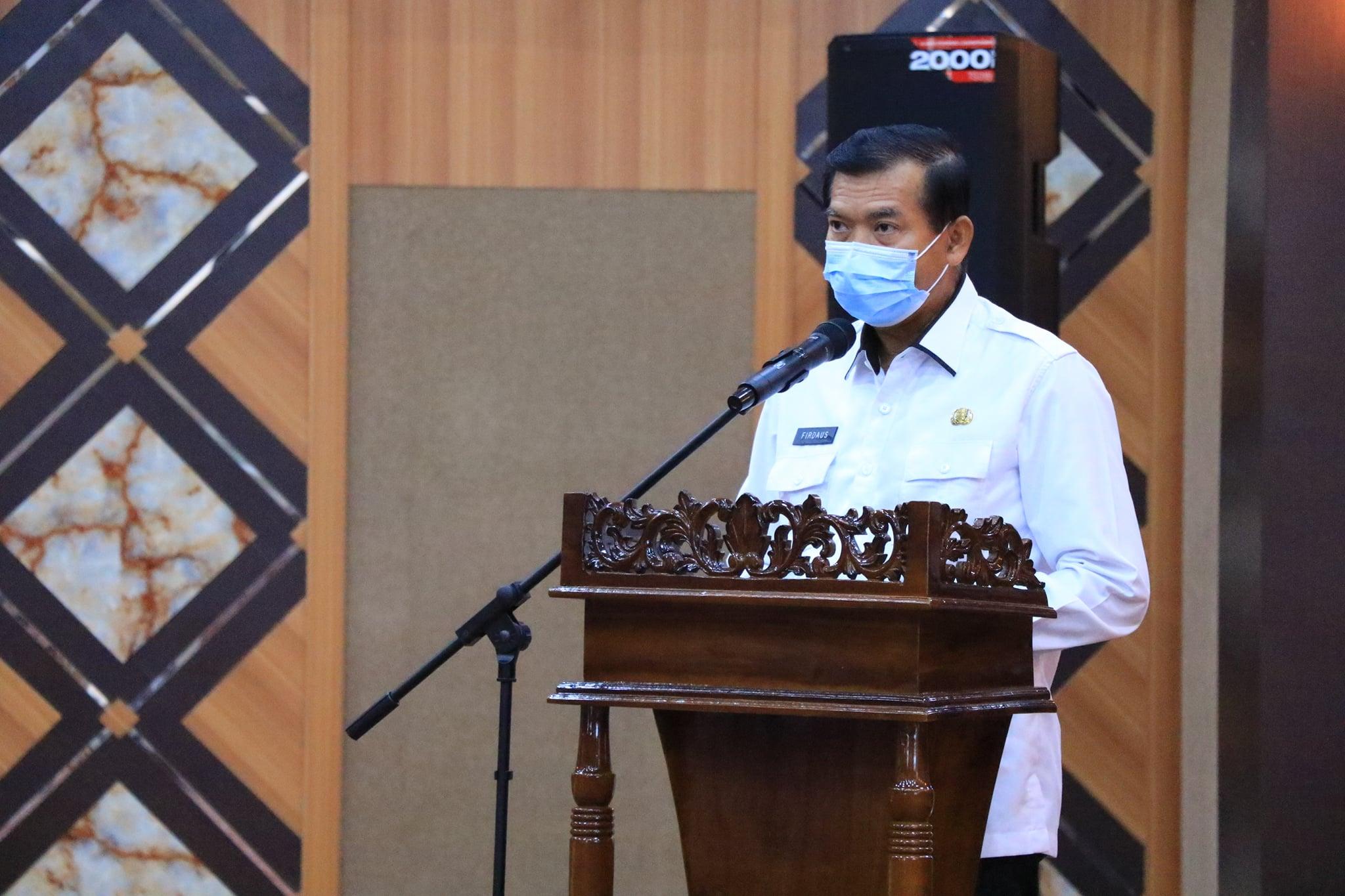 Wali Kota Pekanbaru Ajak Seluruh OPD Bekerjasama Raih SAKIP Predikat A