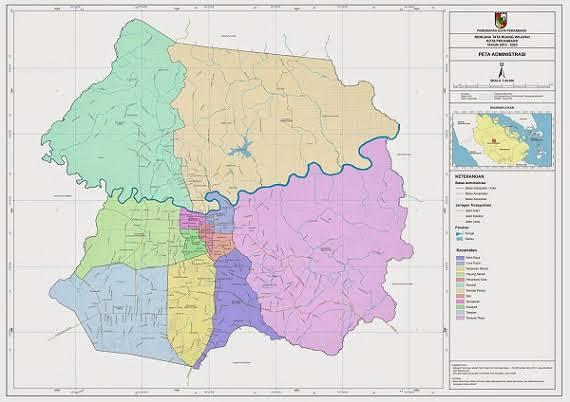 Image : Pemekaran Kecamatan Ditargetkan Akhir Tahun