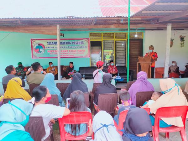 Wawako Ajak Anggota Koperasi LKMA Fajar Indah Tingkatkan Produksi Pertanian