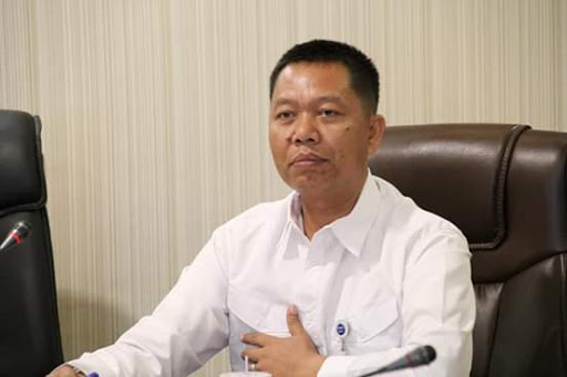 Image : Akses Jalan Simpang BPG Menuju Perkantoran Tenayan Raya Dibangun 2021