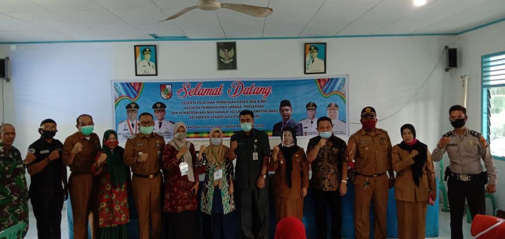 Image : Kadis Dalduk KB Buka Pelatihan BKB-BKL Kampung Baru