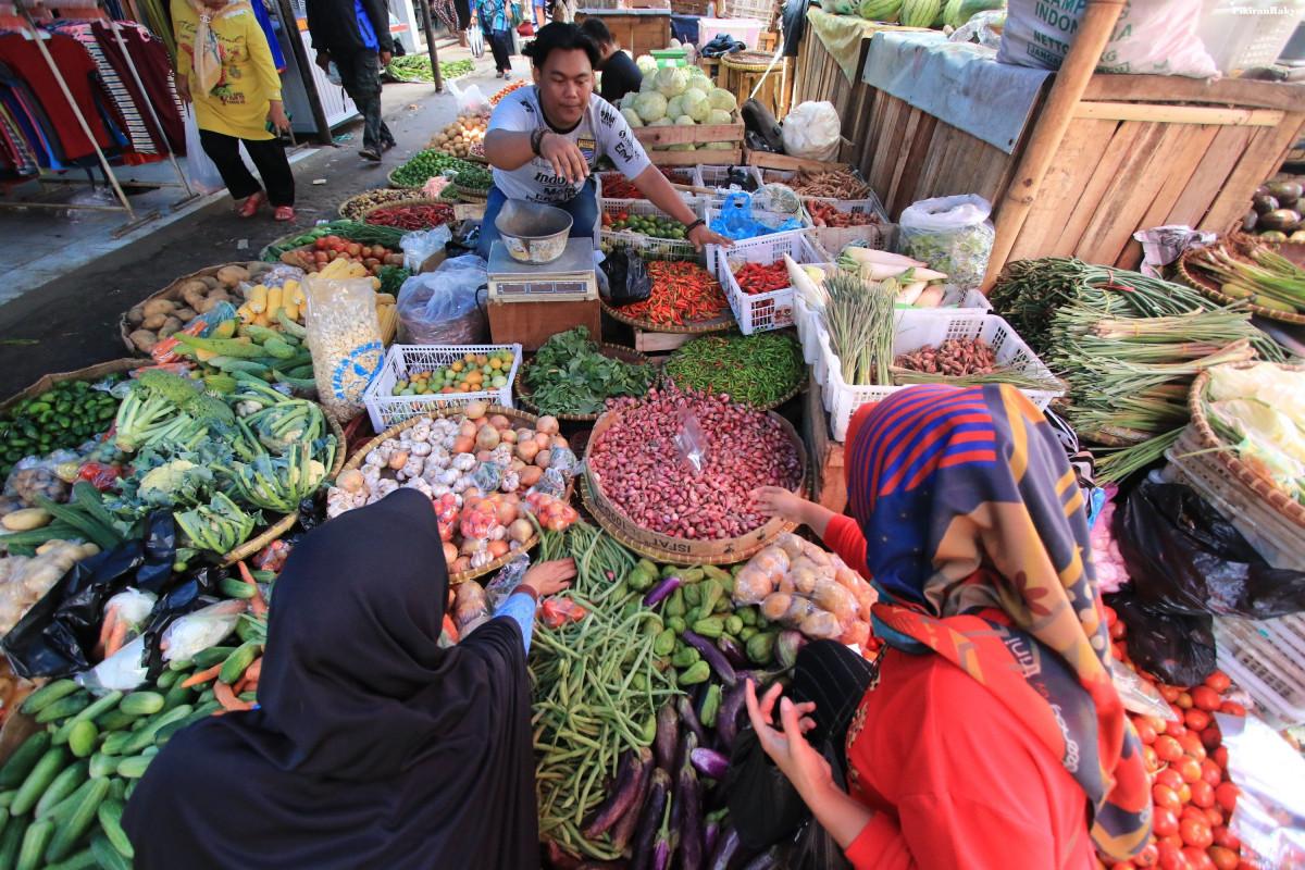 Jelang Ramadhan, Harga dan Ketersediaan Bahan Pokok Masih Stabil
