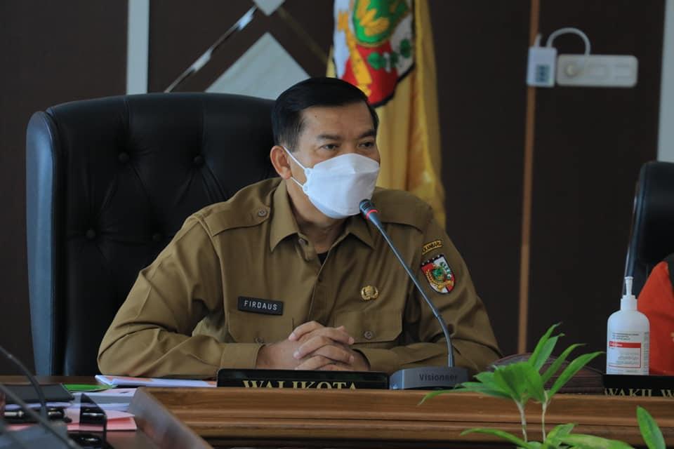 Walikota Sebut Ada Penurunan Kasus Covid-19 Selama PPKM