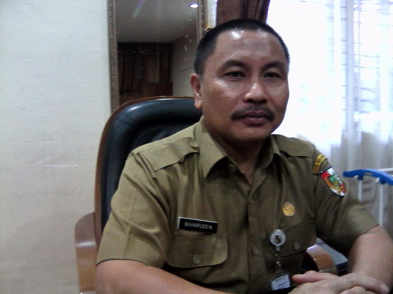 Sejumlah Pejabat Pemko Ikuti Diklatpim