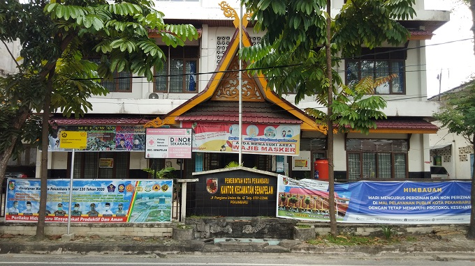Image : Kecamatan Senapelan
