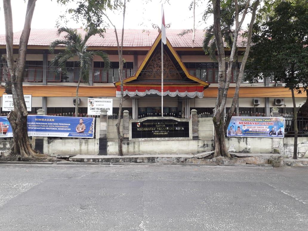 Image : Kecamatan Pekanbaru Kota